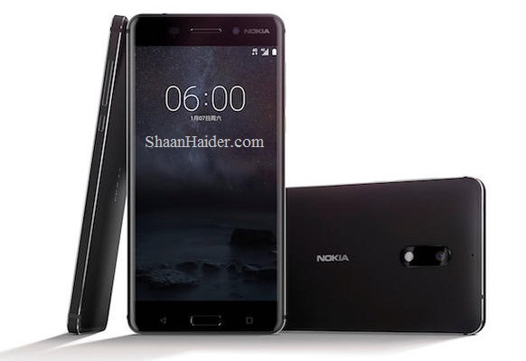 Nokia 6 : Full Hardware Specs, Features, Price and Availability