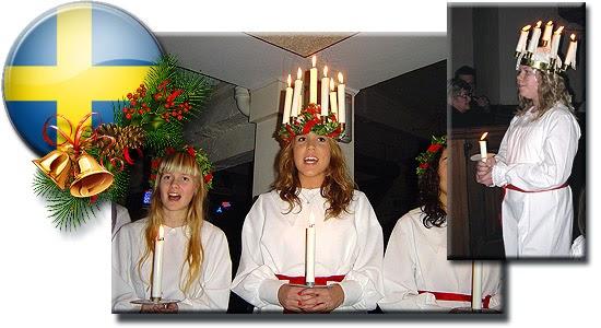 Natal Suécia