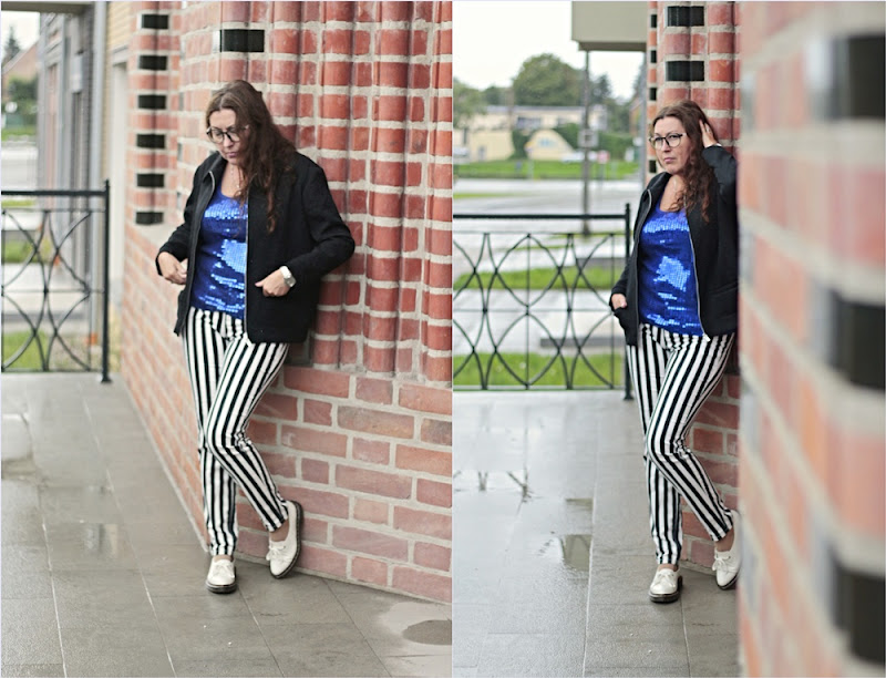 OOTD : Dr Martens and Glamour
