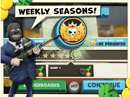 Snipers Vs Thieves Mod Apk 2.0 Untilimited