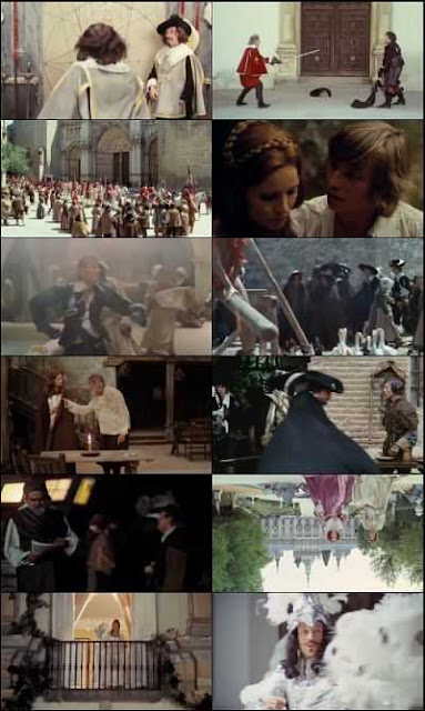The Three Musketeers (1973) Movies Dual Audio Hindi -English 300mb