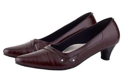 Grosir Sepatu Kulit Murah Perempuan