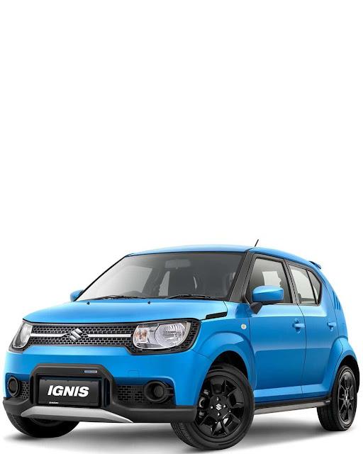 Mobil Suzuki Lampung