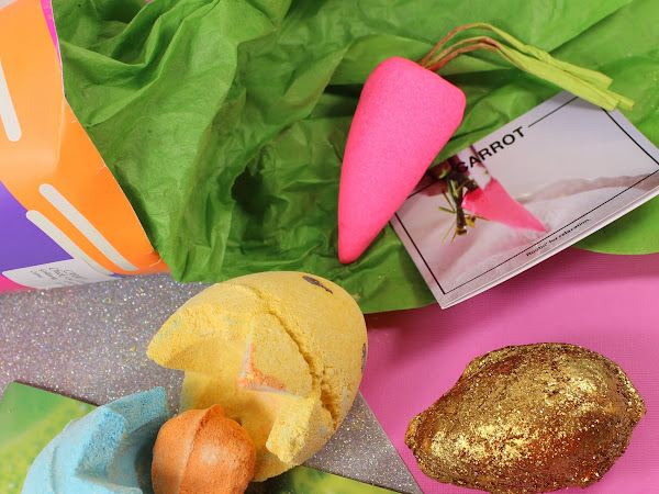 LUSH Easter 2017 Collection Review