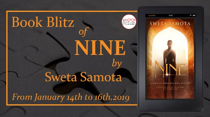 Book Blitz: Nine   by Sweta Samota