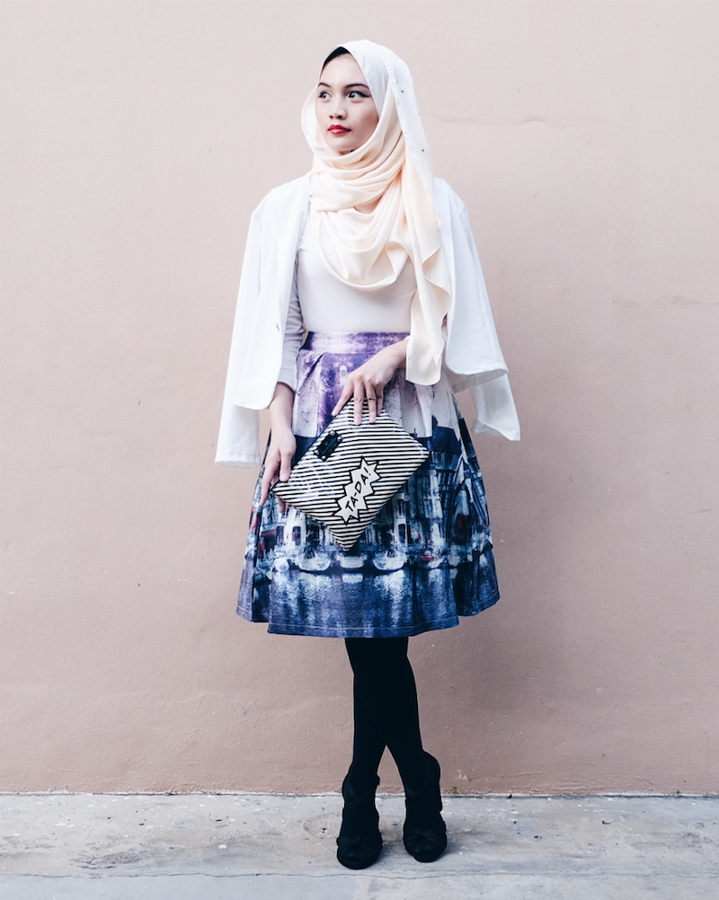 Brunei Blogger discusses Sammy Dress in review
