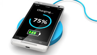 How does wireless charging works