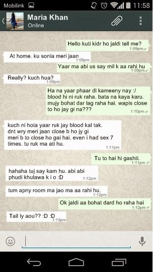 Chat w girls