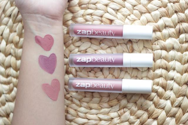 Review Zap Lip Matte