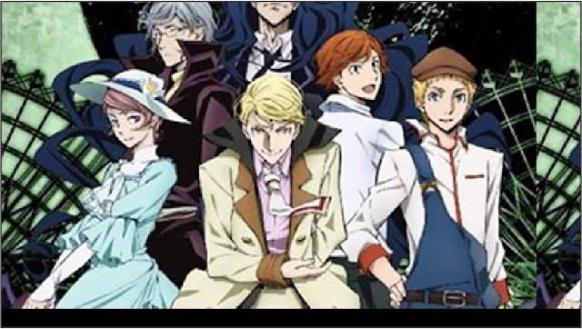 Download Anime Bungou Stray Dogs S2 Subtitle Indonesia
