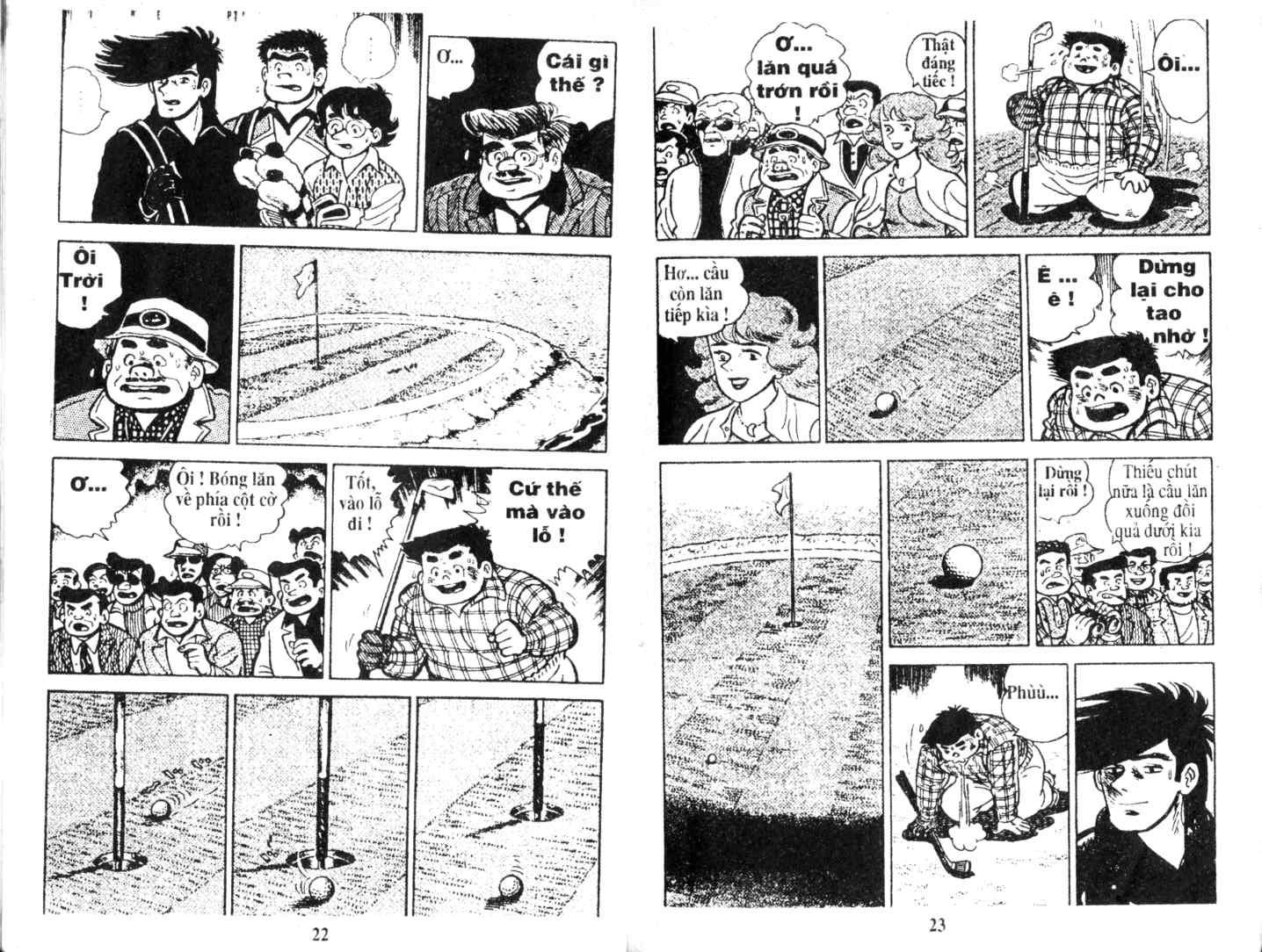 Ashita Tenki ni Naare chapter 5 trang 10