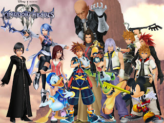 Kingdom Hearts 3 Releases date