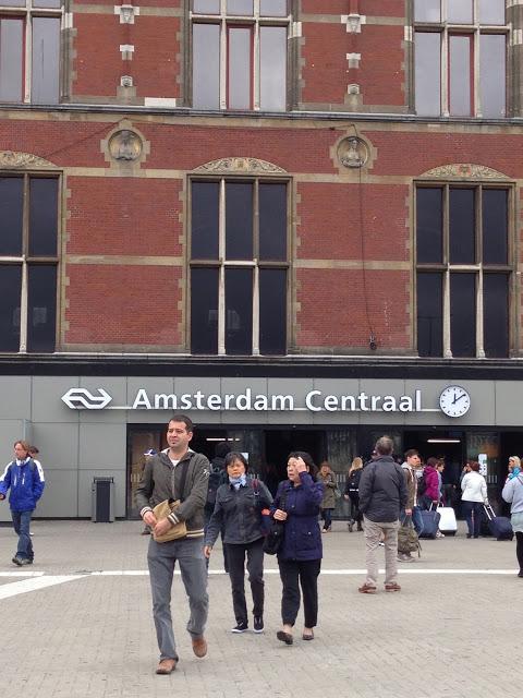 Amsterdam Centraal Amsterdam Holland