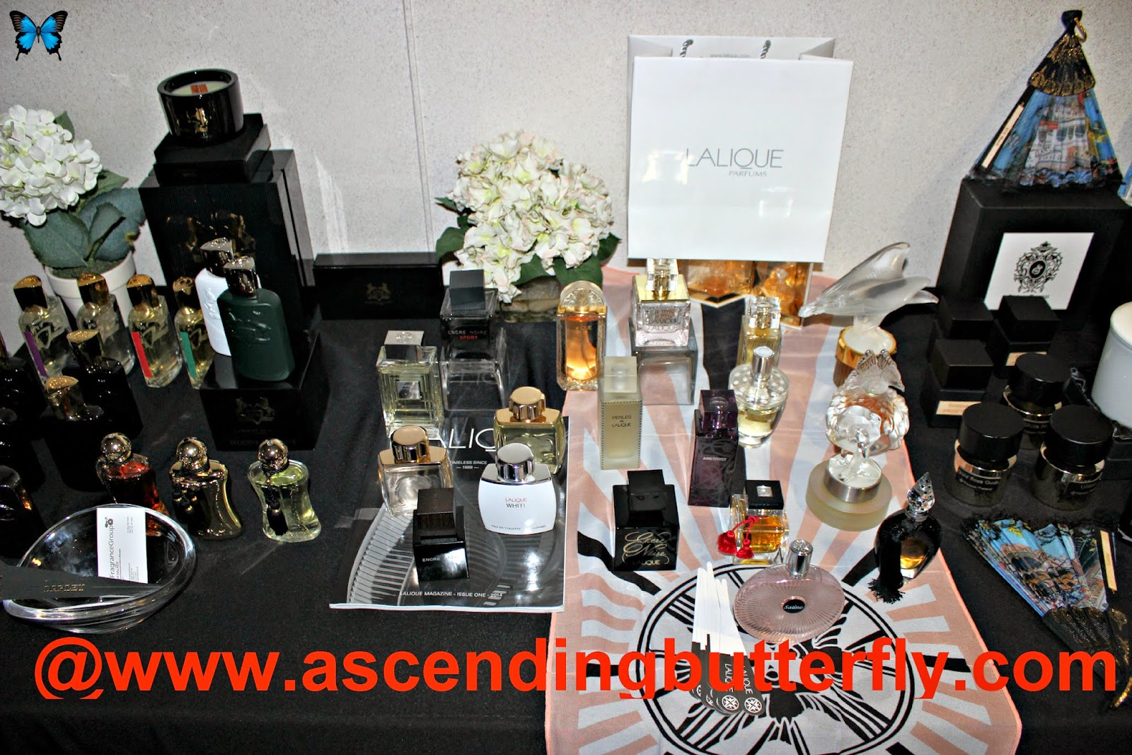The Fragrance Group Lalique Parfums