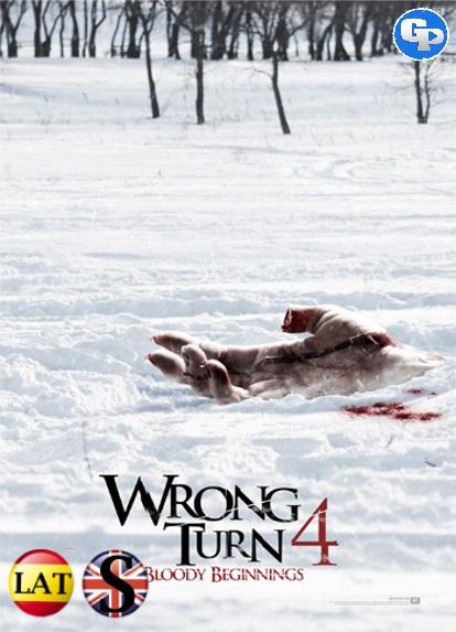Camino Hacia El Terror 4: Inicio Sangriento (2011) HD 720P LATINO/INGLES