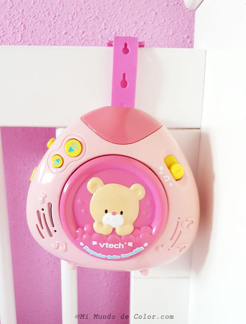 cajitas musicales para bebés.