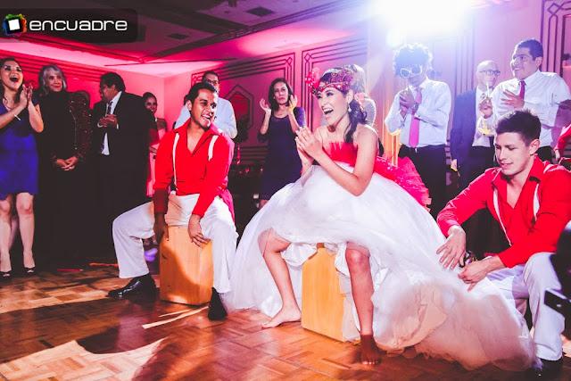 fotos de bodas hora loca