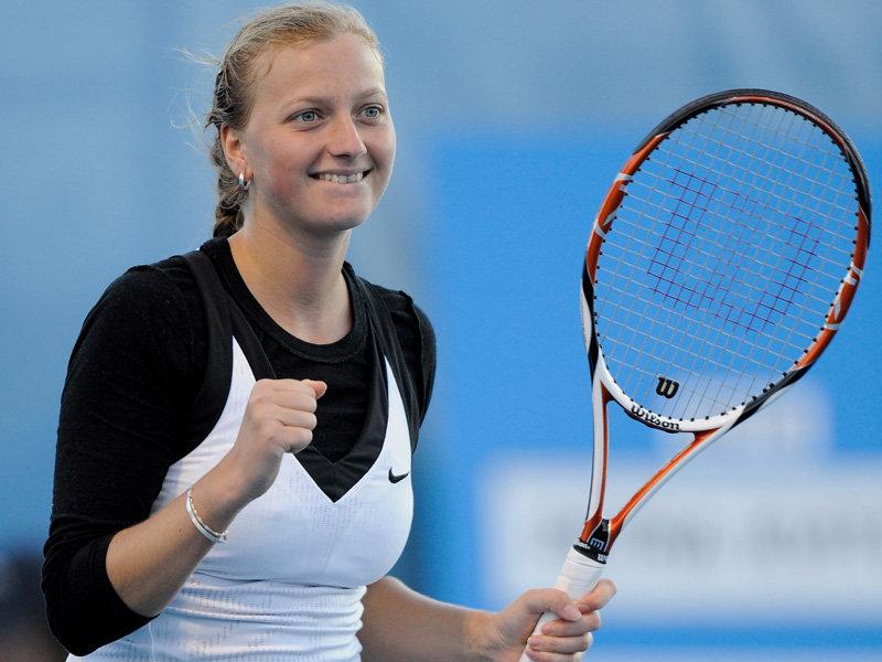 Petra Kvitova Tennis Player Pics Sports