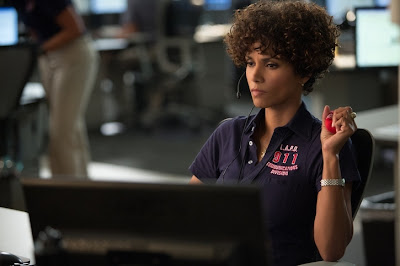 The Call: Halle Berry at work in the hive | A Constantly Racing Mind