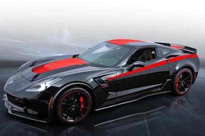 2019 Yonke Corvette