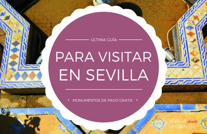 Foto de una fuente de la Casa de Pilatos, para ilustrar las visitas gratis de lo monumentos de pago en Sevilla.