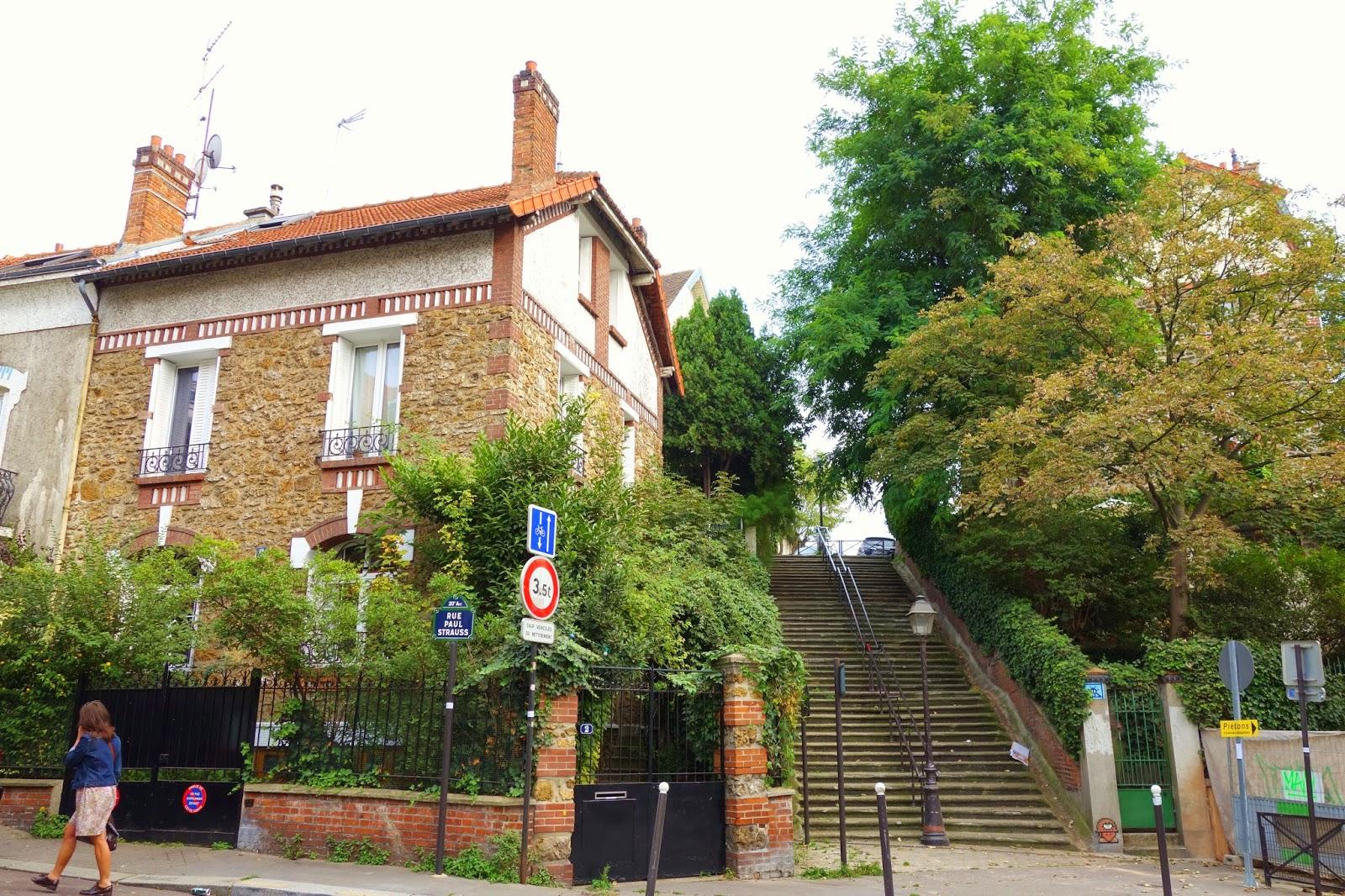 Paris village de la campagne paris la qui tude bucolique d 39 un havre fleuri en plein c ur de - La campagne a paris ...