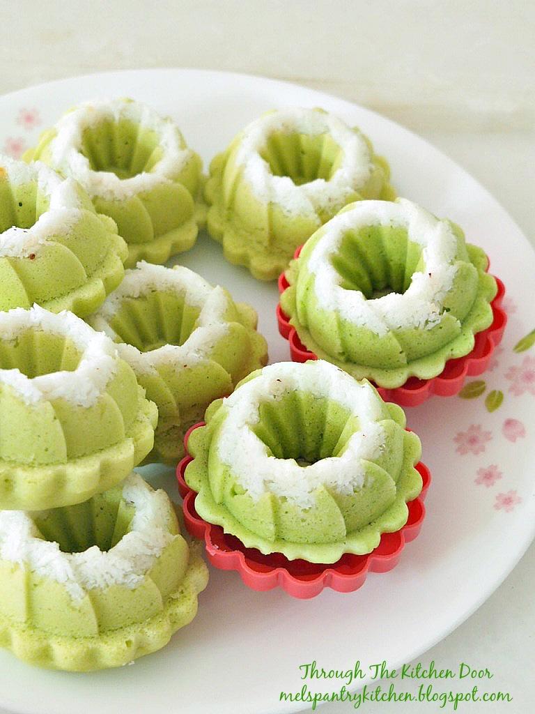 Recipe Pandan Sponge Cake