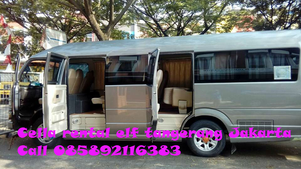 Sewa Elf Start Kutabumi Tangerang Cella Rental