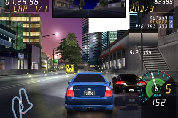 Final Drive Fury game PC