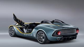 Dream Fantasy Cars-Aston Martin CC100 Speedster