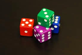 Dice for Math Games
