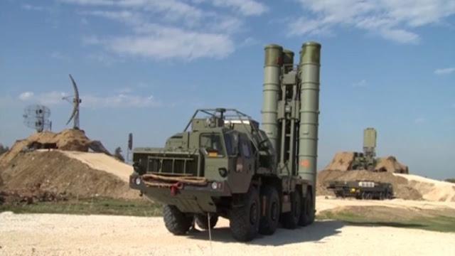 Δεν έγινε καμία συζήτηση για μεταφορά τεχνολογίας των S-400 στην Τουρκία