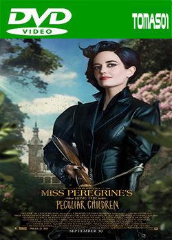 Miss Peregrine y los niños peculiares (2016) DVDRip