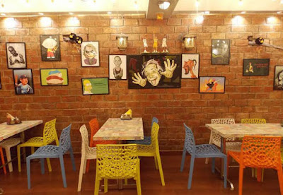 satya niketan delhi,restaurants in satya niketan delhi,places for couples in delhi