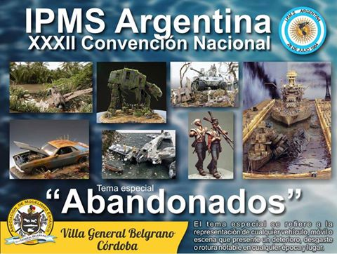 32° Convención Nacional IPMS Argentina - IPMS Villa General Belgrano 13680851_1731651587106838_1797811309744929160_n