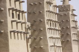 Toron Gran Mezquita Djenné