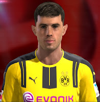 Face Christian Pulisic Pes 2013