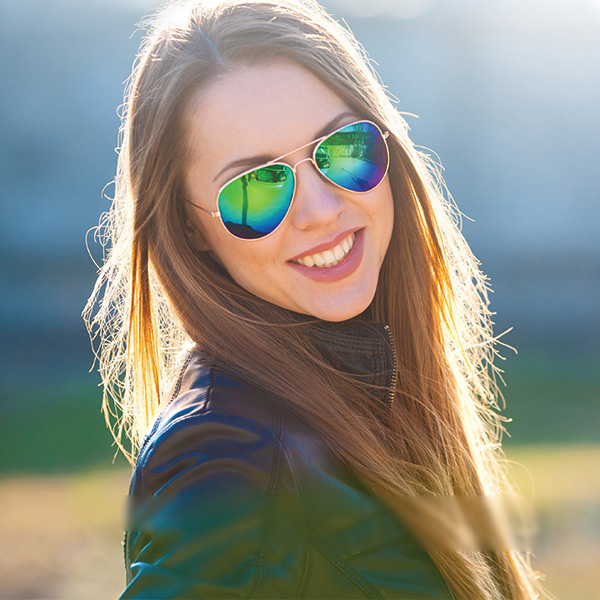 Prescription sunglasses are perfect for sun protection and vision correction