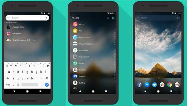 Aplikasi Launcher Android Terbaik Tahun 2017