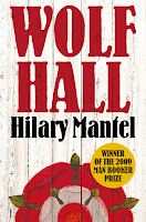UK book cover of Wolf Hall by Hilary Mantel