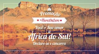 Promoção #FloresOnLove