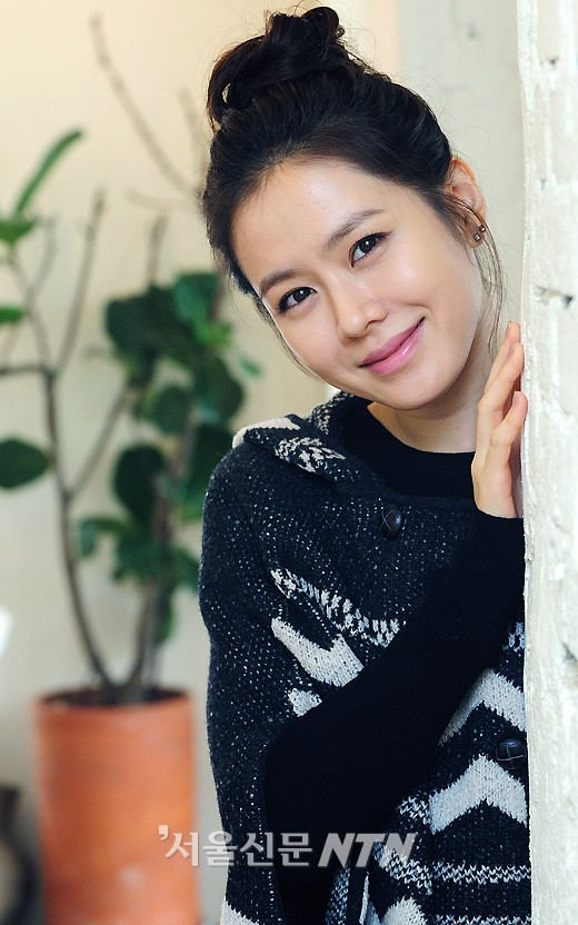 Ko Soo 고수: Interview with Son Ye Jin :