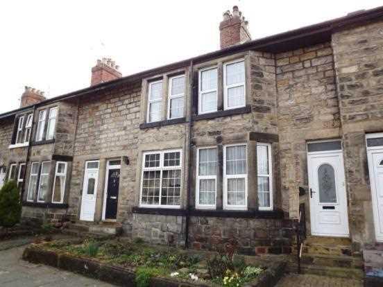 Harrogate Property News - 2 bed terraced house for sale Grove Park Lane, Harrogate HG1