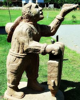 Oferta de Sementes, Tradições dos Imigrantes Alemães no Parque Pedras do Silêncio, Nova Petrópolis