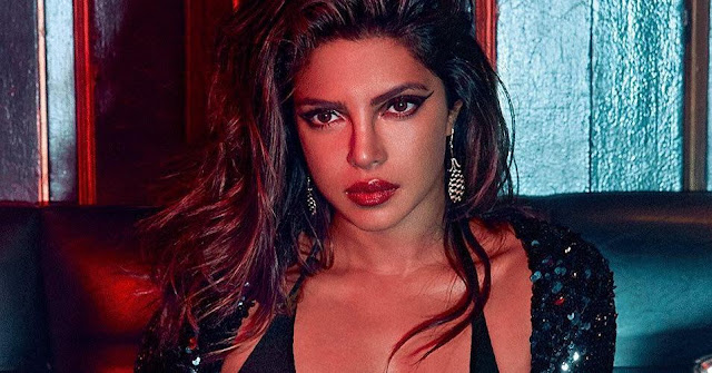 Priyanka Chopra Hot Photoshoot for VOGUE India magazine