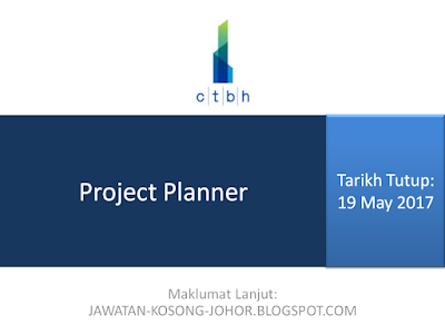 Jawatan Kosong Di TBH Global Services Pte Ltd trading as CTBH