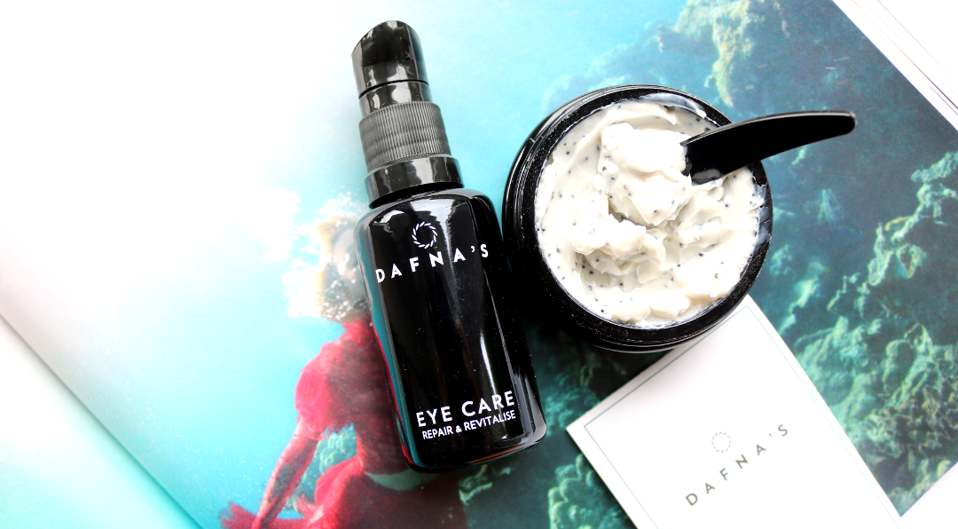 Dafna's Eye Care & Revival Bio-Active Beauty Mask review