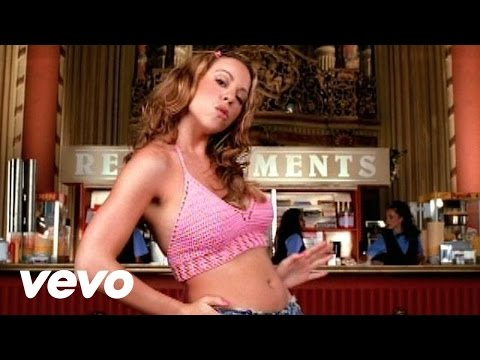 Ilustrasi Single Hits Mariah Carey 1999 Heartbreaker - Upayawan