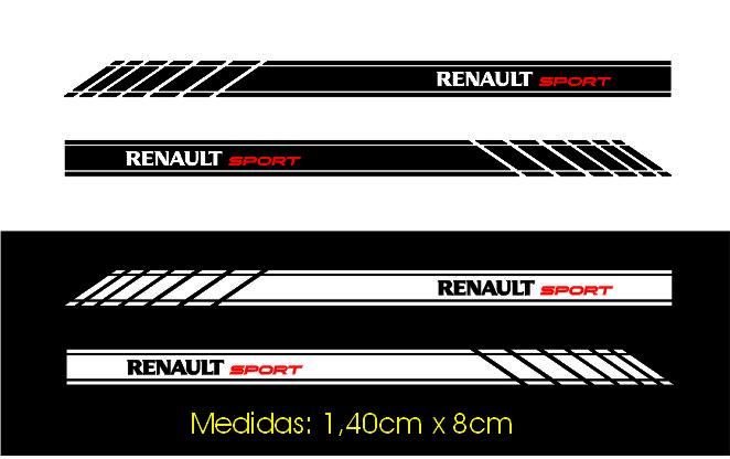 Pegatinas Vinilos Adhesivos Tuning Renault