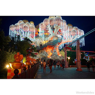Gardaland Night is Magic